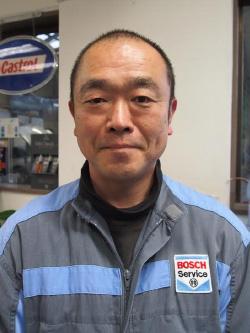 輸入車 整備 玉野自動車 スタッフ 佐々木 康彰