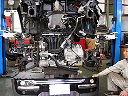 輸入車 整備 玉野自動車 メンテナンス