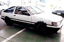 トヨタAE86